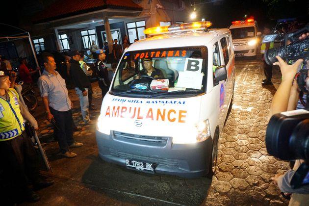 Όχημα παρέσυρε νεκρούς στη Βραζιλία. Ένα βρέφος νεκρό, πολλοί