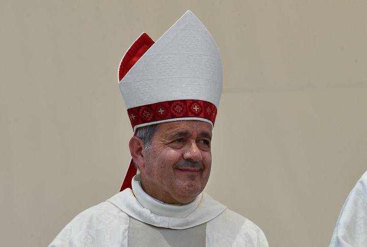 Pope Francis defended Bishop Juan Barros and blasted sexual abuse victims for slandering him.