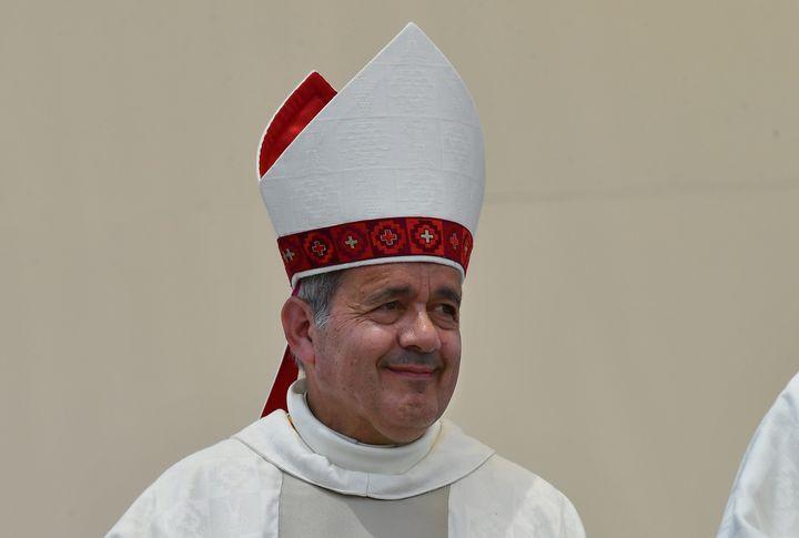 Pope Francis defendedBishop Juan Barros and blasted sexual abuse victims for slandering him.