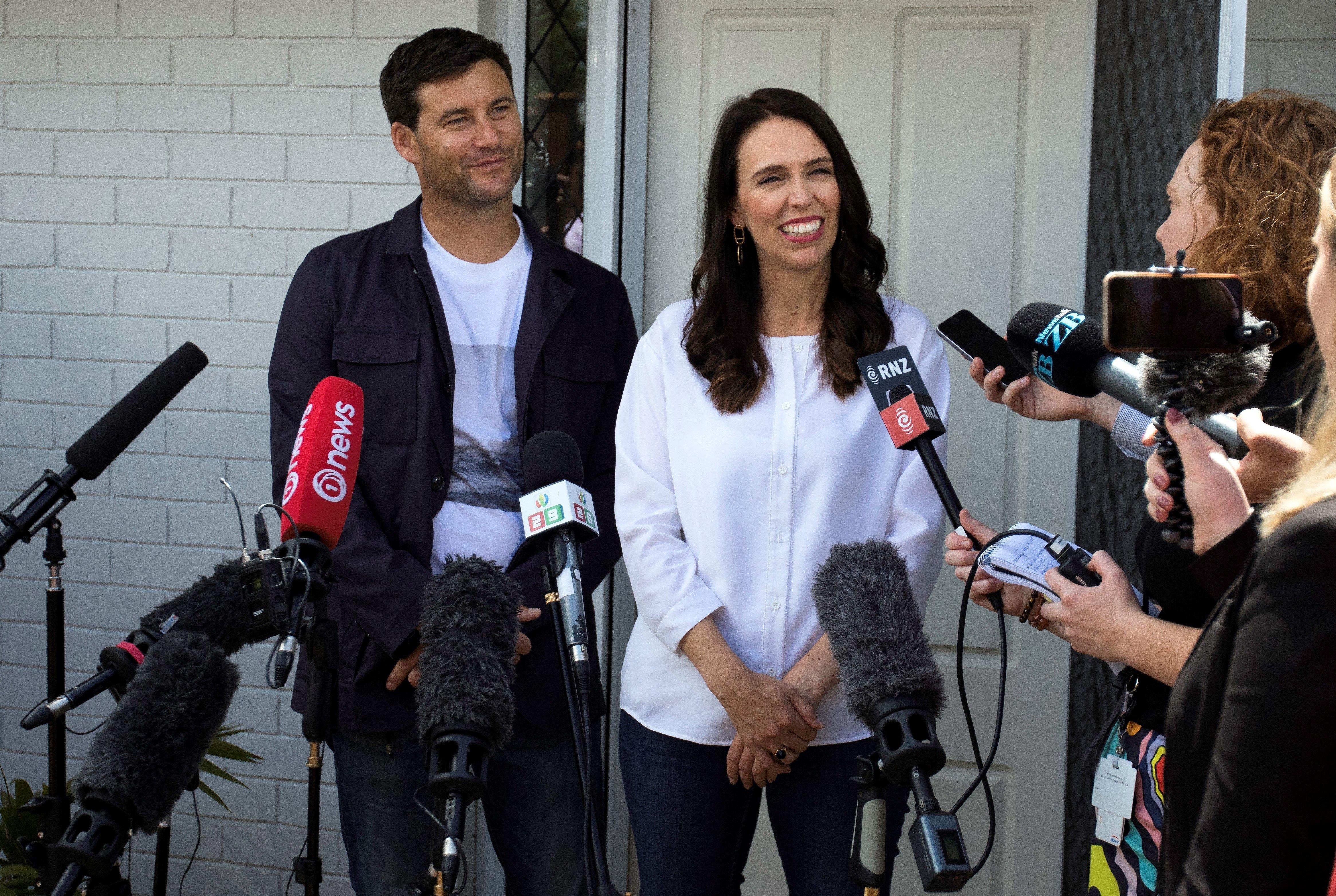 Ardern ist Neuseelands Premierministerin und schwanger: Das ist jetzt ihr Plan