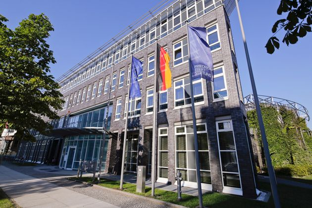 Gebäude der Friedrich-Ebert-Stiftung in