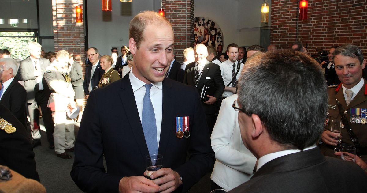 Prinz William Hat Eine Neue Frisur So Sieht Er Jetzt Nicht Mehr