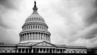 The United States Capitol Building, Washington, DC
