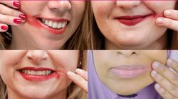 Smearing Your Lipstick Could Help Save