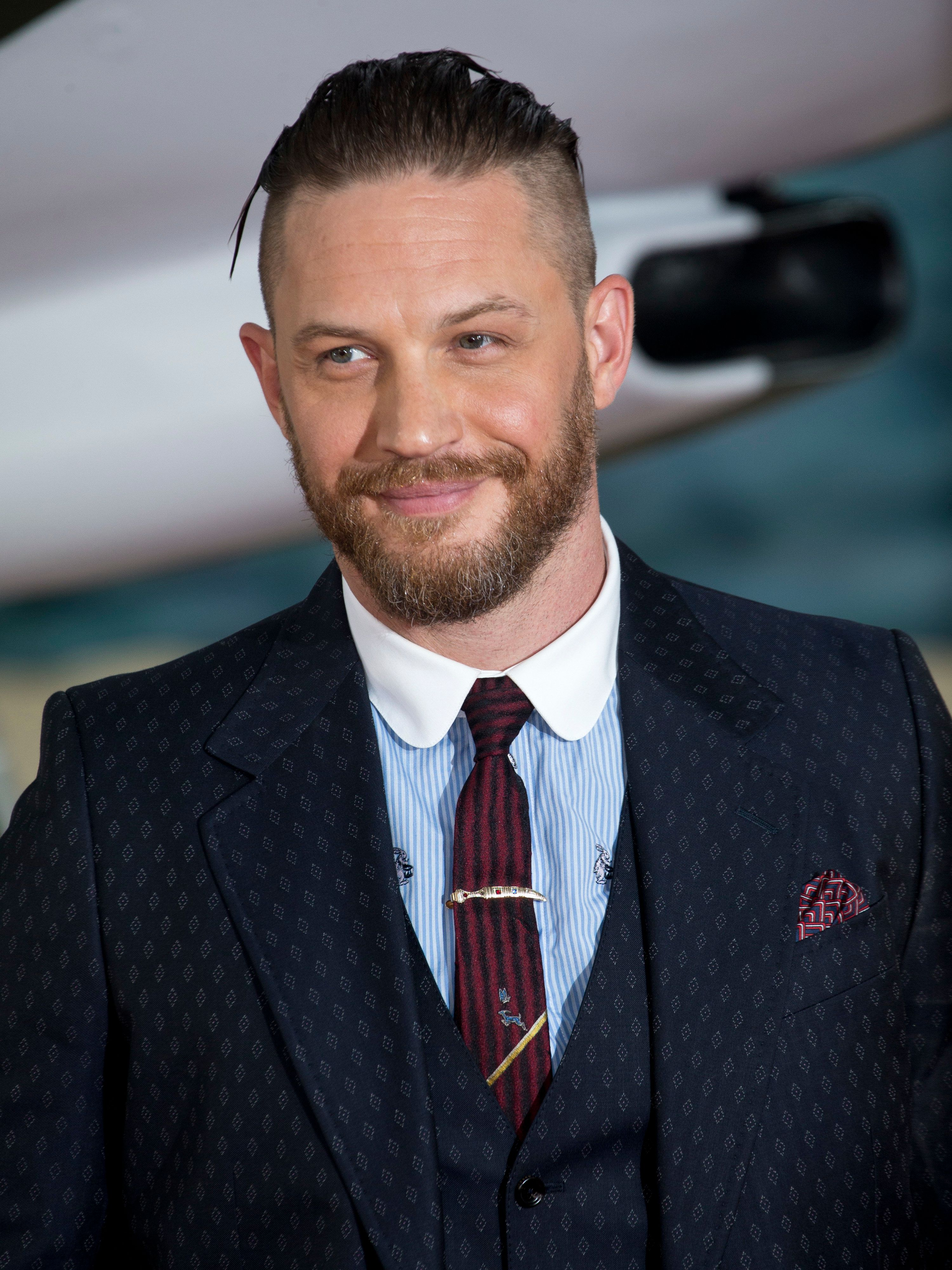 Behold! Tom Hardy's 1999 Rap Mixtape Has Been Posted Online