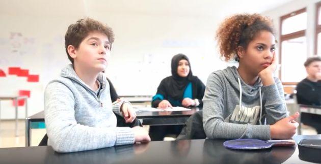 80 Prozent der Schüler an der Quinoa-Schule haben einen