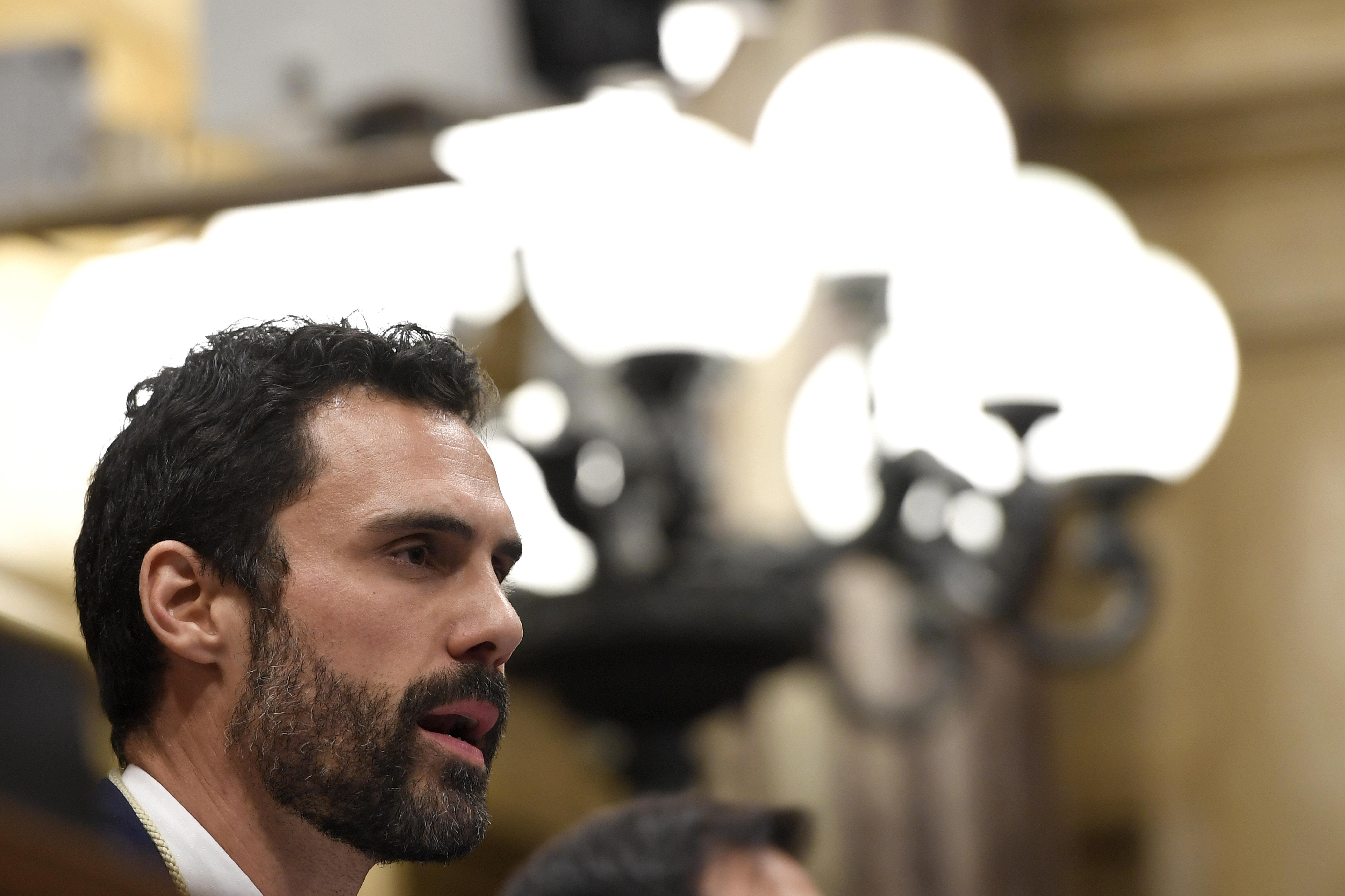 Γιατί ο νέος πρόεδρος της καταλανικής Βουλής έγινε