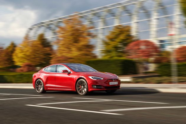 Tesla Model S: The HuffPost Verdict On The Electric Car That Drives