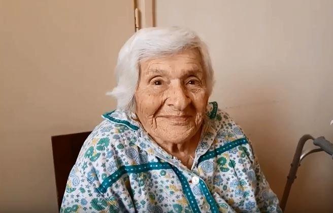 «Έφυγε» η γηραιότερη Αιγυπτιώτισσα, η Αλεξανδρινή Ελένη Σαρούχου, σε ηλικία 102