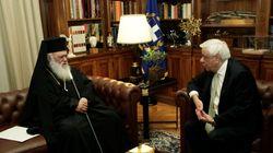 Συνάντηση του ΠτΔ με τον Αρχιεπίσκοπο