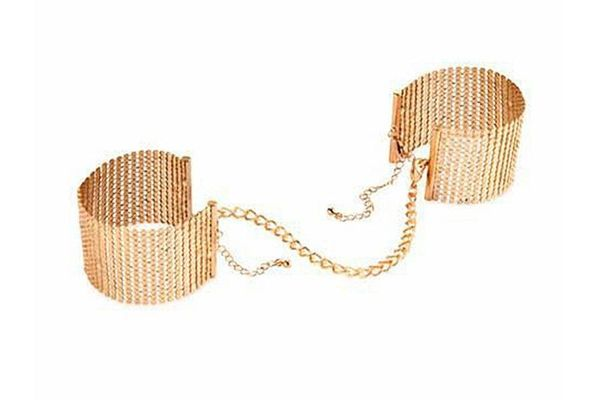 """These cuffs come with a removable strap so they can be worn as plain ol' bangles, but <a href=""""https://unboundbabes.com/produ"""