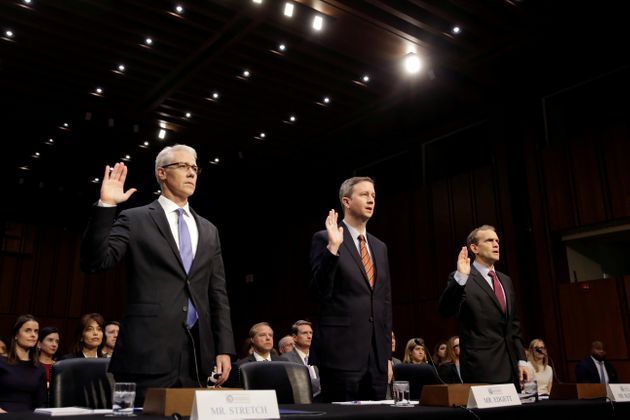 Congress grilled representatives fromFacebook, Twitter and Google overtheir advertising and...