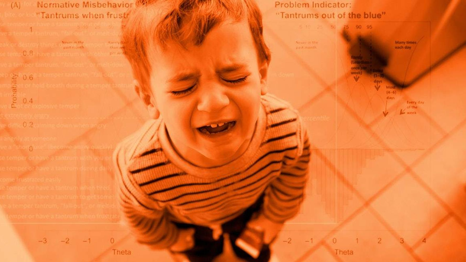 Child Behavior Problems Whats Normal >> How To Measure Whether Your Child S Tantrums Are Normal Huffpost Life