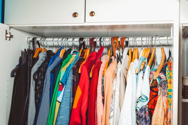How To Clean Out Your Closet: What To Ditch And What To