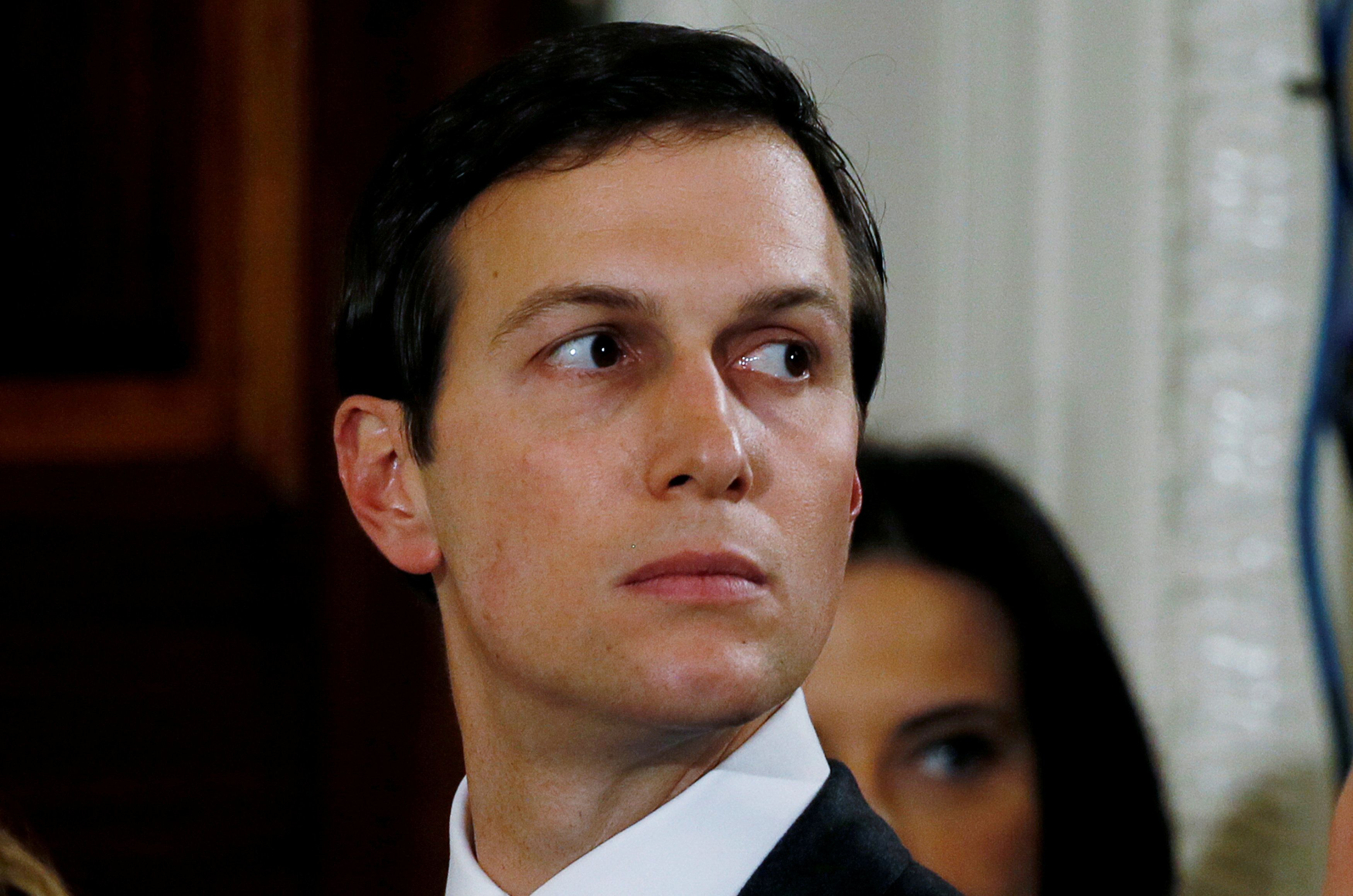 Report: Deutsche Bank Flags 'Suspicious' Kushner Company Transactions