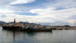 Στη Σαλαμίνα ρυμουλκείται το πλοίο «Παναγιά
