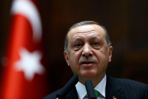 Ερντογάν: Ξεκίνησε «ντε φάκτο» η χερσαία επιχείρηση της Τουρκίας στο Αφρίν της