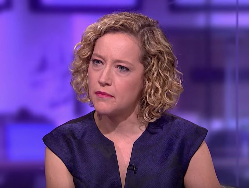 Channel 4 Calls In Security Experts After Cathy Newman Becomes Target Of 'Vicious Misogynistic