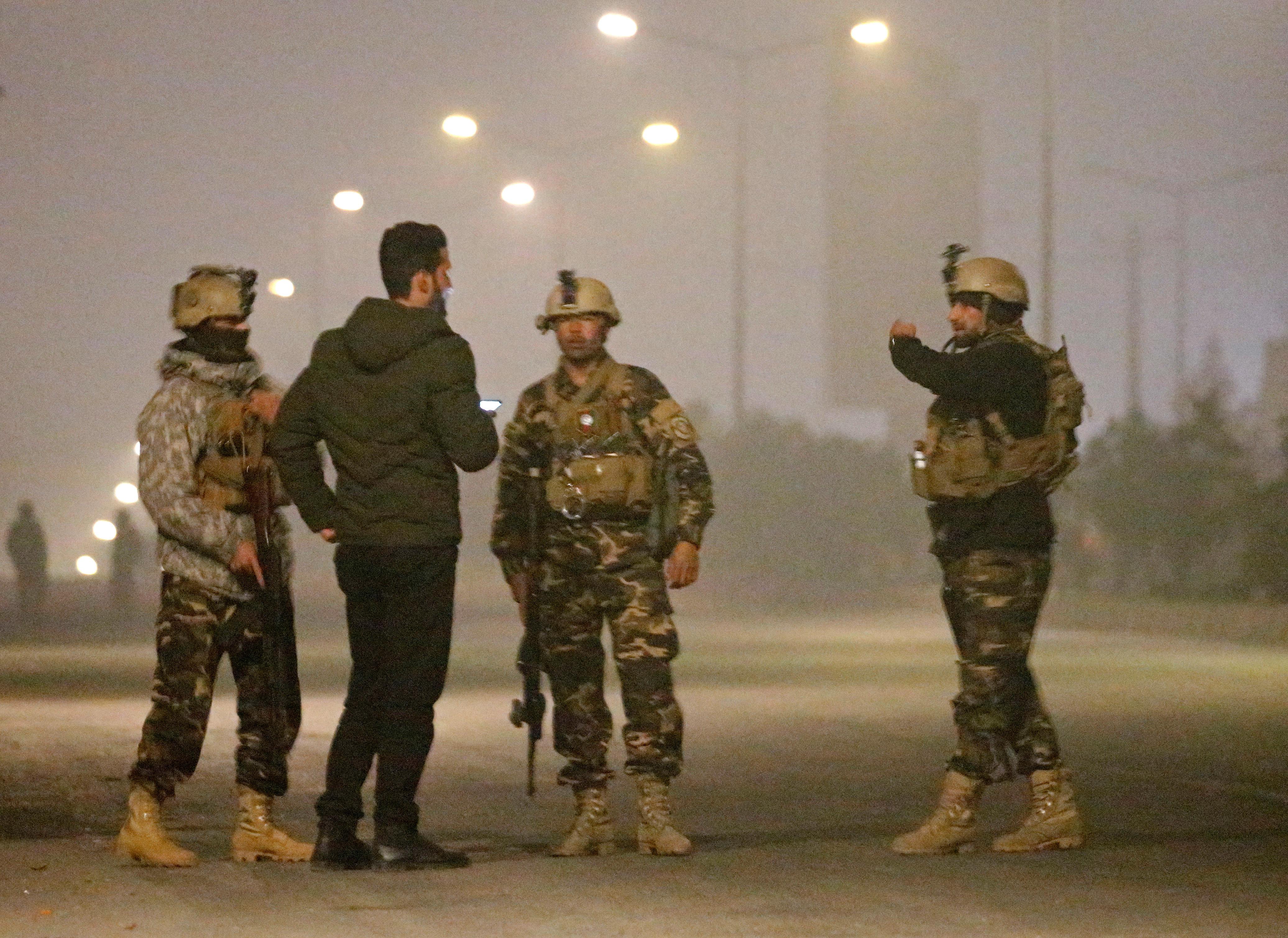 Οι Ταλιμπάν ανέλαβαν την ευθύνη για την επίθεση στο ξενοδοχείο Intercontinental της