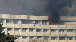Αιματηρή επίθεση στο Intercontinental της Καμπούλ. Toυλάχιστον έξι oι