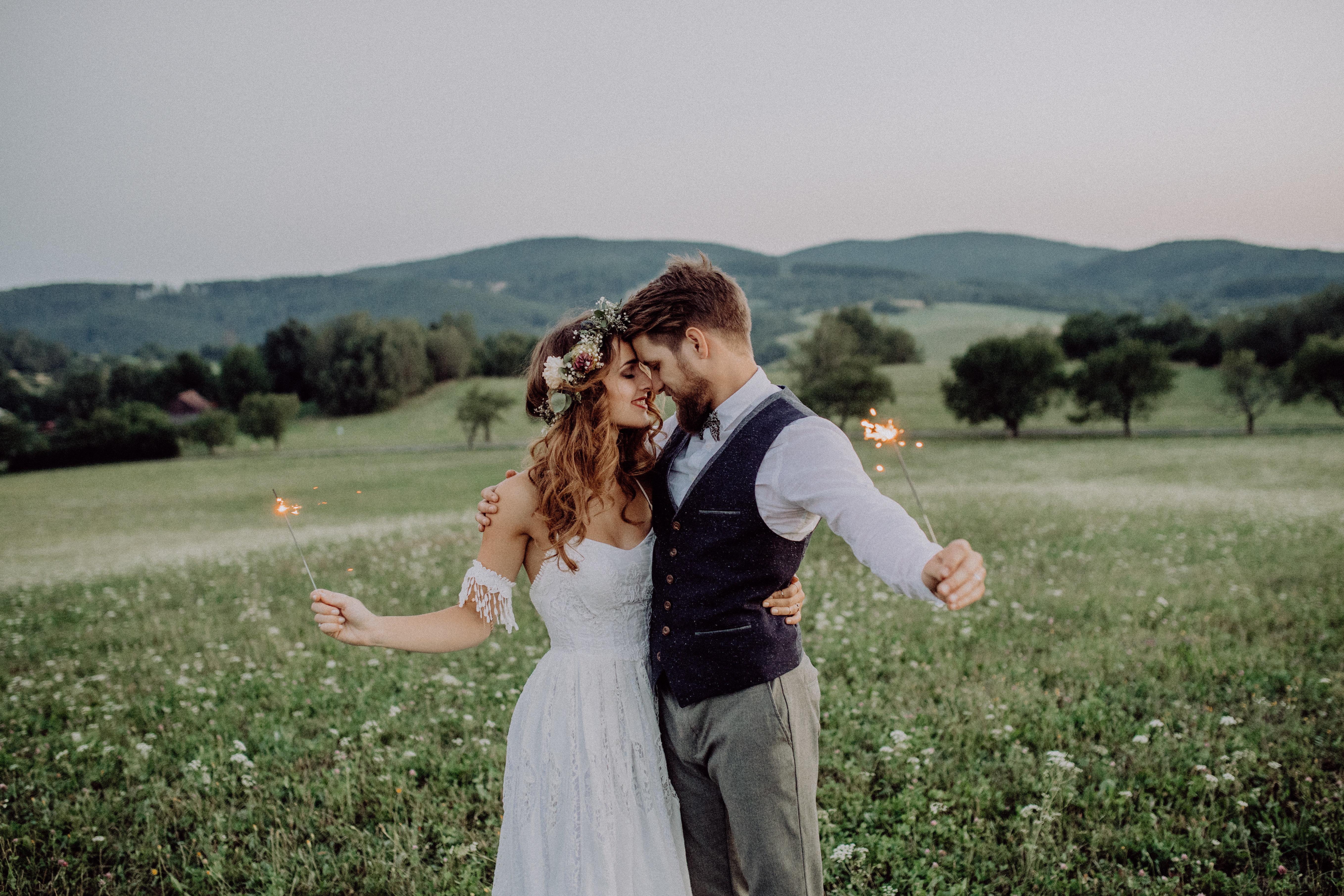 Rollen auf der Hochzeit: Das macht ein gutes Brautpaar aus