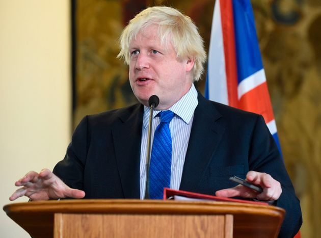 Boris Johnson believes the