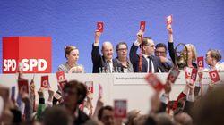 Το SPD ενέκρινε την συμμετοχή σε διαπραγματεύσεις για «μεγάλο»