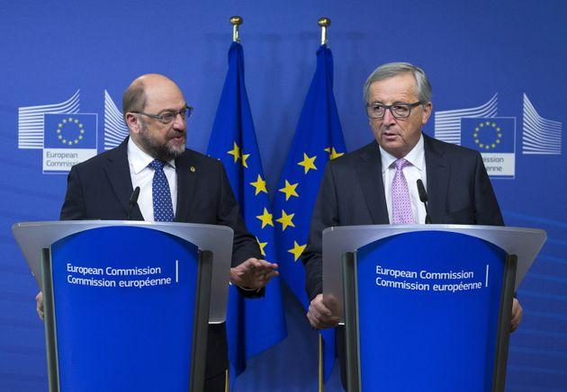 Schulz will Europa verändern. Klappt das