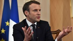 Watch Emmanuel Macron's Andrew Marr Interview That Had People
