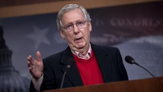 Senate Republicans Reject Trump's Call To End The Filibuster Rule