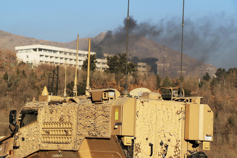 Πως κατάφεραν να σωθούν οι δύο Έλληνες πιλότοι που ήταν στο ξενοδοχείο στην Καμπούλ την ώρα της