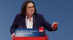 Wie Nahles SPD-Chef Schulz in den Schatten stellte – und ihn damit rettete