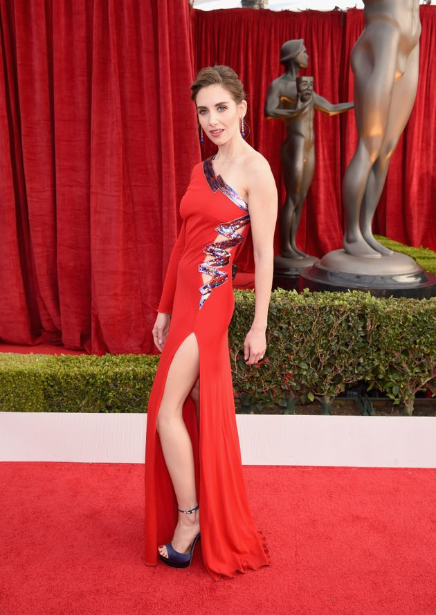 See All The Looks From The 2018 SAG Awards Red