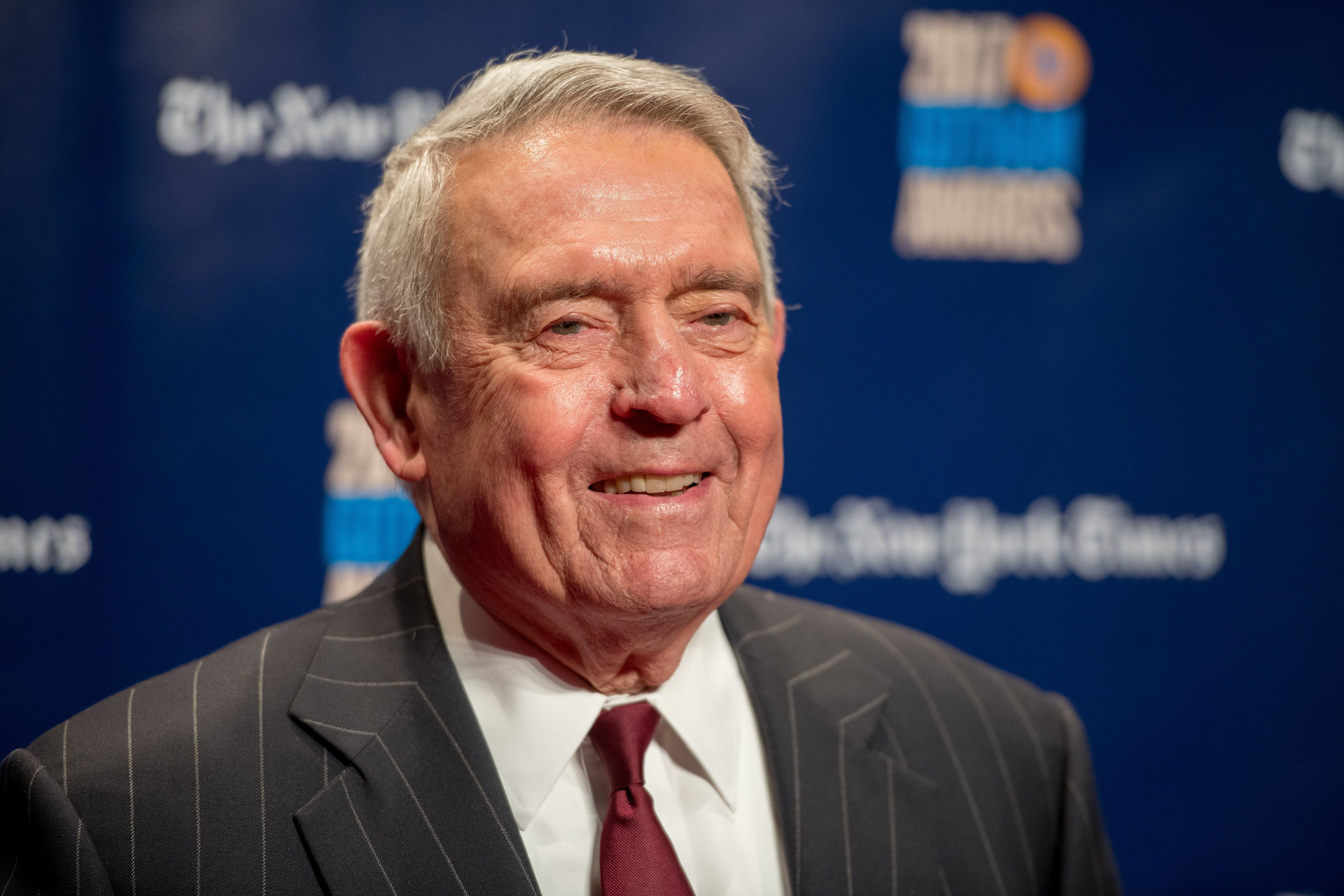 NEW YORK, NY - NOVEMBER 27:  Dan Rather attends the 2017 IFP Gotham Awards at Cipriani Wall Street on November 27, 2017 in New York City.  (Photo by Roy Rochlin/FilmMagic)