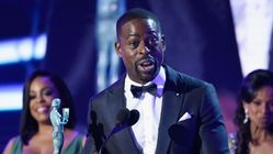Sterling K. Brown Makes Award Show History For Second Time This