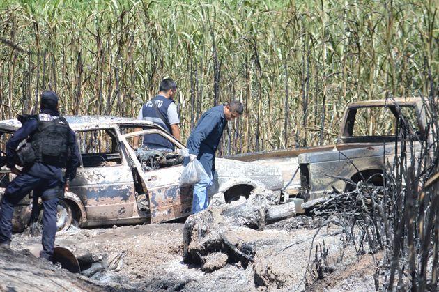 Μεξικό: 25.339 ανθρωποκτονίες το