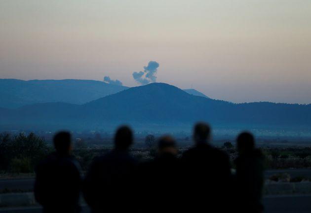 Νέοι τουρκικοί βομβαρδισμοί στο Αφρίν, μετά από μάχες με Κούρδους