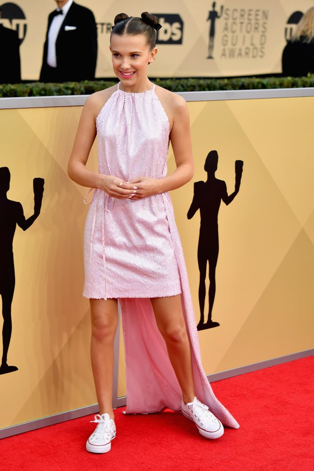 The 'Stranger Things' Cast Are Our SAG Awards 2018 Best