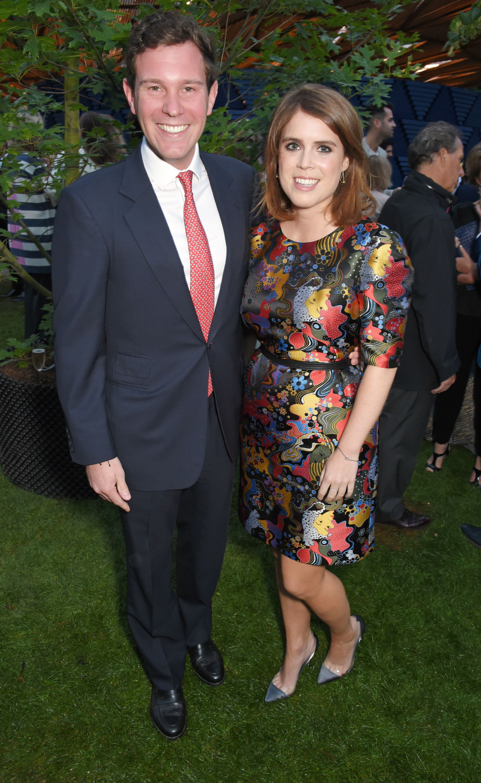 Another Royal Wedding: Princess Eugenie To Marry Boyfriend Jack