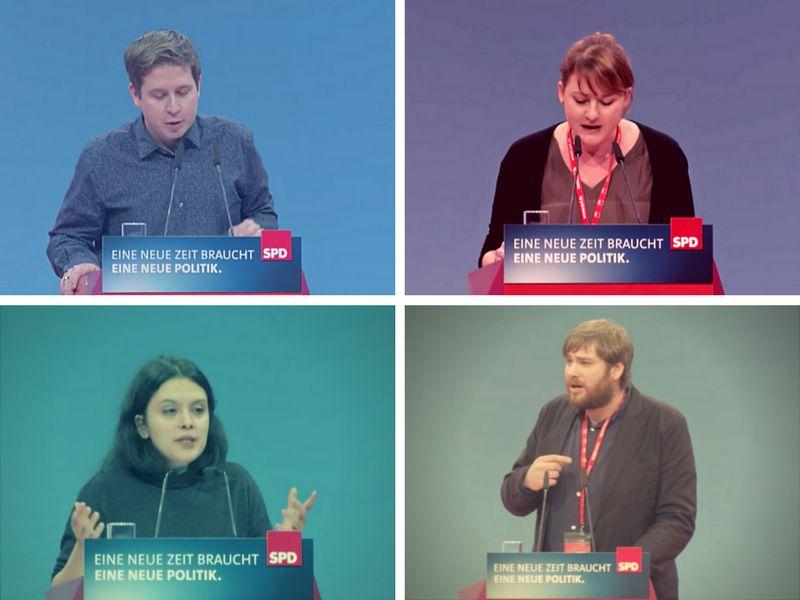 Der Parteitag hat gezeigt, dass die SPD doch noch eine Zukunft hat