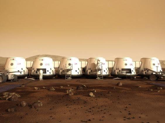 Αποικισμό της Αφροδίτης ή των φεγγαριών του Δία προβλέπει ο ιδρυτής του Mars