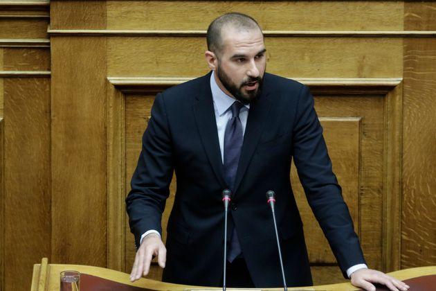 Τζανακόπουλος: Συνάντηση Ζάεβ - Τσίπρα στο Νταβός. Θα αποδεχτεί η ΝΔ λύση σύνθετης