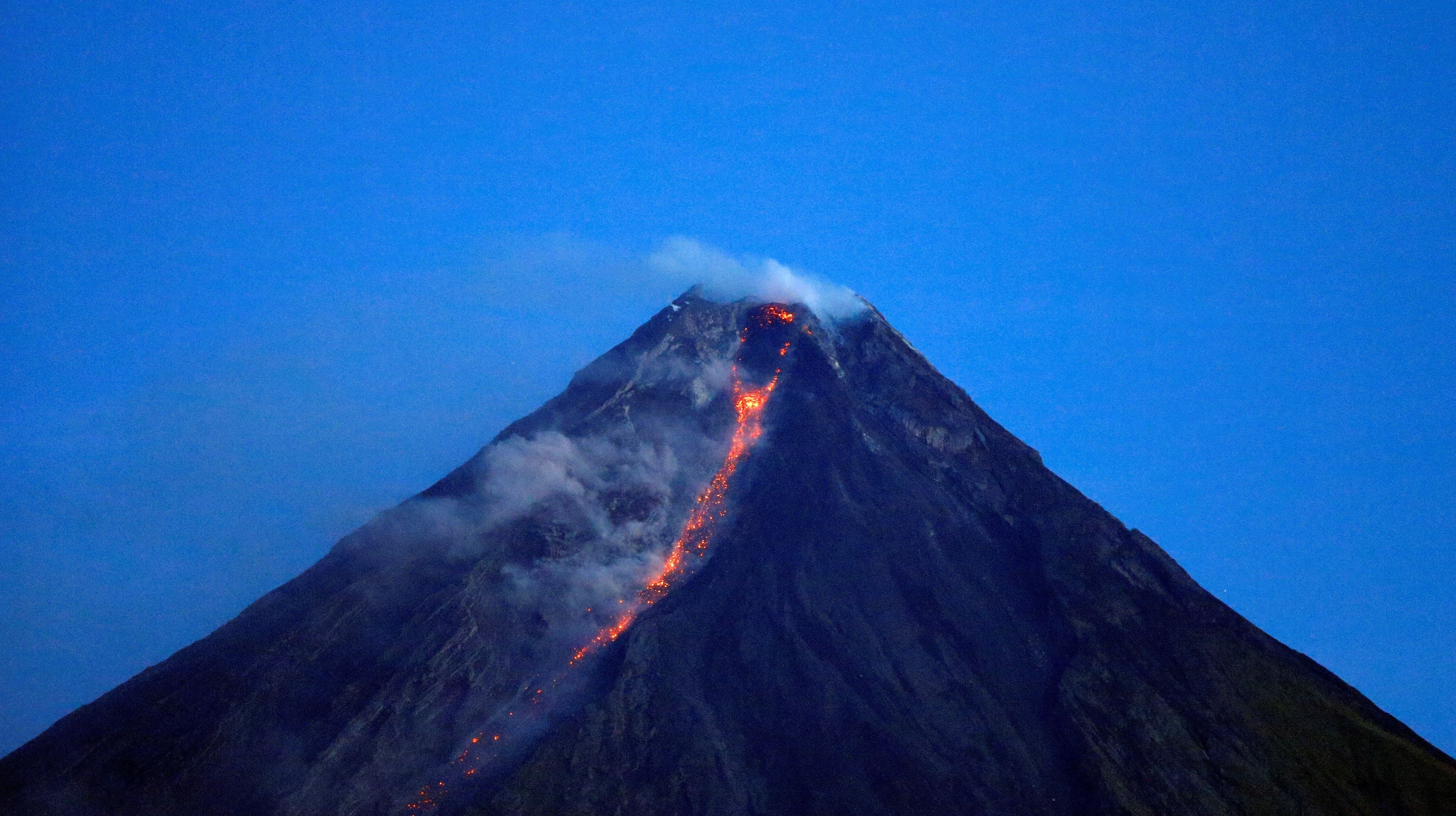 3 active volcanoes in the philippines Mayon is the most active of the philippines' 22 active volcanoes it draws tourists because of its symmetrical cone shape.