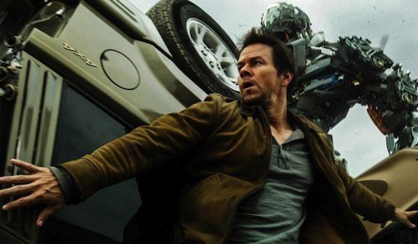 Worst actor nominee Mark Walhberg in Worst Picture nominee 'Transformers: The Last