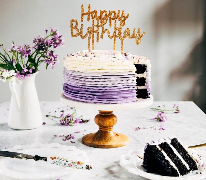 Terrific The Best Birthday Cake Recipes From Layer Cakes To Sheet Cakes Funny Birthday Cards Online Overcheapnameinfo