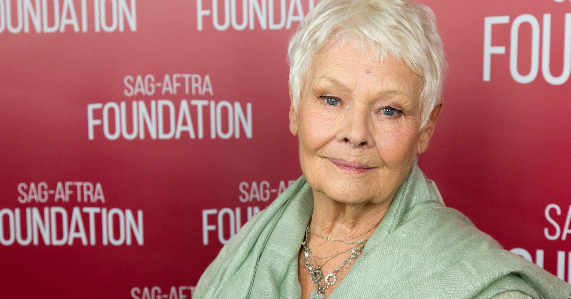 Judi Dench Was Up For 'Leading Roll' SAG Award, And Twitter Rolled With It