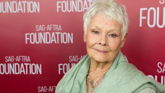 LOS ANGELES, CA - NOVEMBER 28:  Actress Judi Dench attends SAG-AFTRA Foundation Conversations screening of 'Victoria & Abdul' at SAG-AFTRA Foundation Screening Room on November 28, 2017 in Los Angeles, California.  (Photo by Vincent Sandoval/Getty Images)