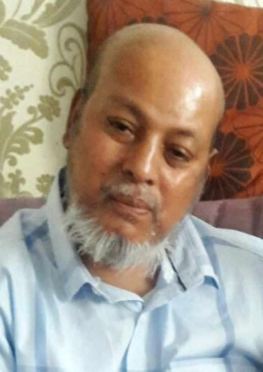 Makram Ali was killed in the