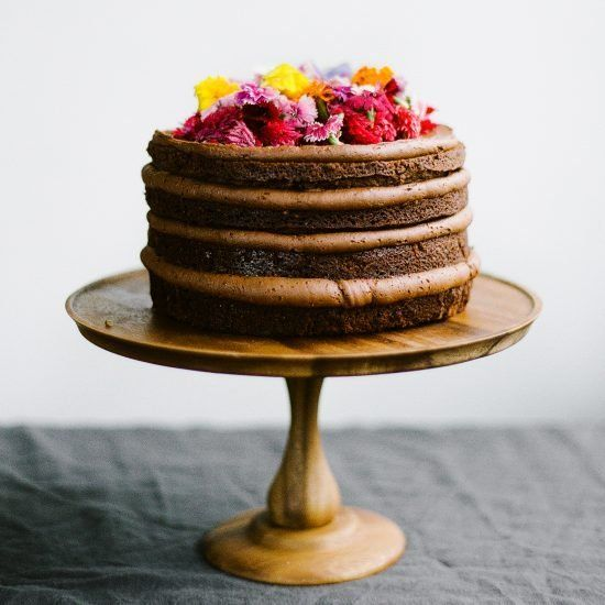 """<strong>Get the <a href=""""https://www.handletheheat.com/nutella-cake/"""" target=""""_blank"""">Nutella Cake</a> recipe from Handle The"""