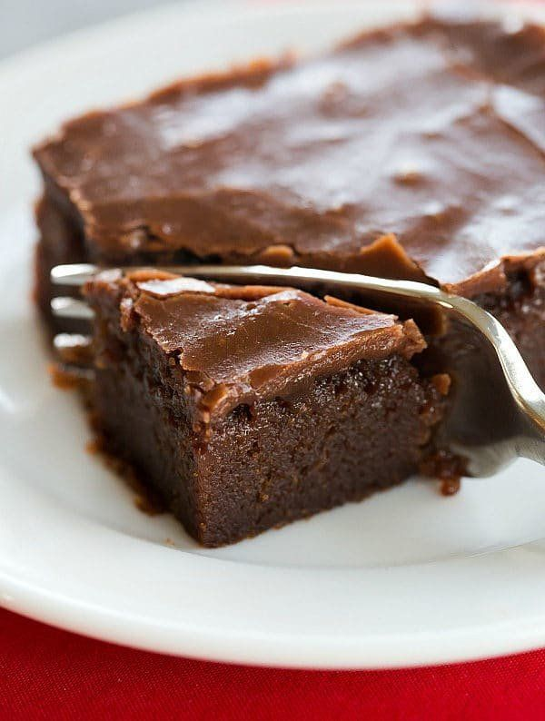 """<strong>Get the <a href=""""https://www.browneyedbaker.com/coca-cola-chocolate-cake/"""" target=""""_blank"""">Coca-Cola Chocolate Cake</"""